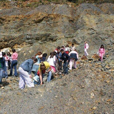 Mineralienexkursion