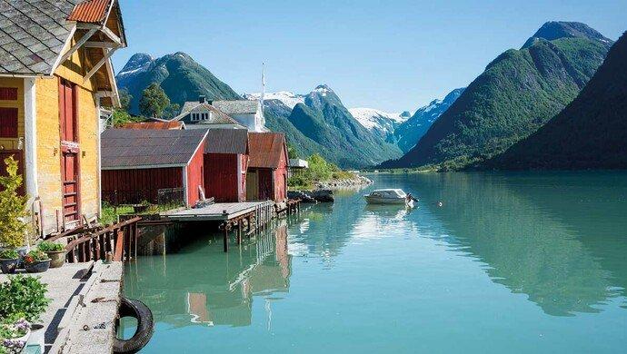 Gruppenreise Best of Norway