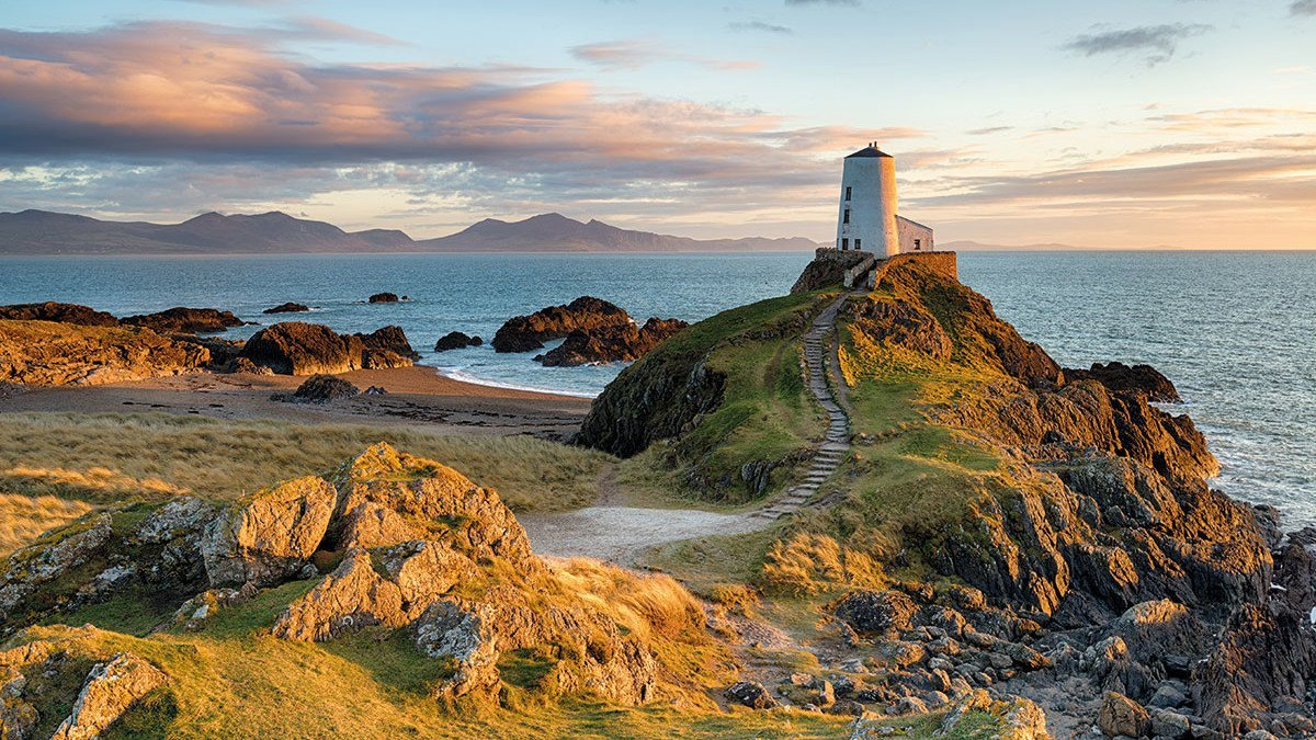 Anglesey in Wales