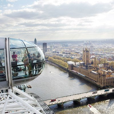 """lastminute.com London Eye"""