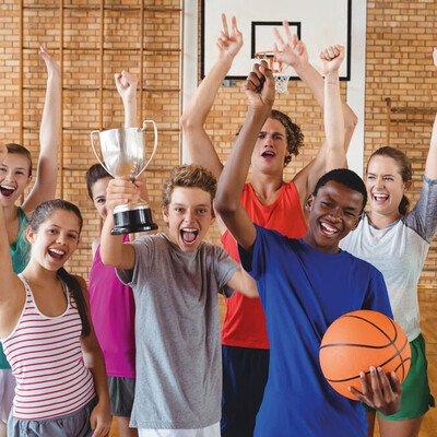SportPädagogische Programme in der Sporthalle