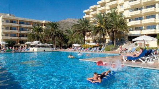 Club BelleVue in Alcudia