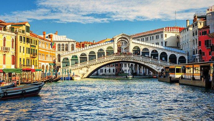 Gruppenreise Lagunenstadt Venedig