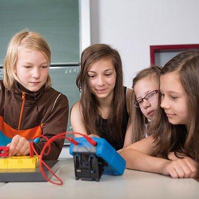Schülerlabor coolMINT