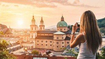 Klassenfahrt Salzburg