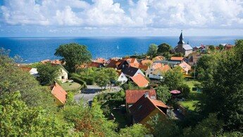 Gruppenreise Sonneninsel Bornholm