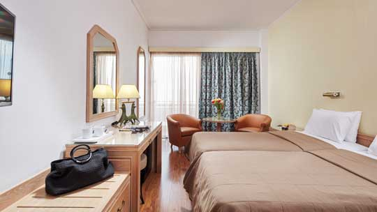 Hotel Candia *** in Athen