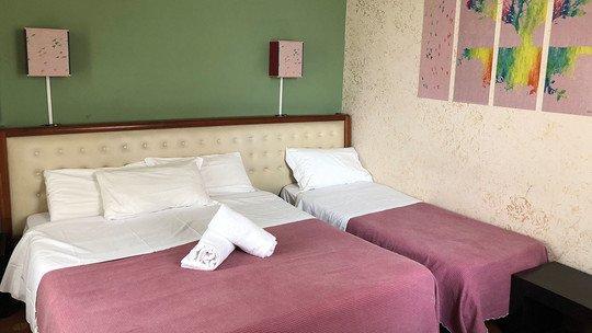 Hotel Roma Room***