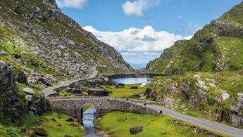 Klassenfahrt Best of Ireland