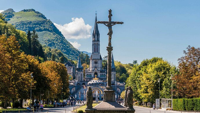 Gruppenreise Lourdes