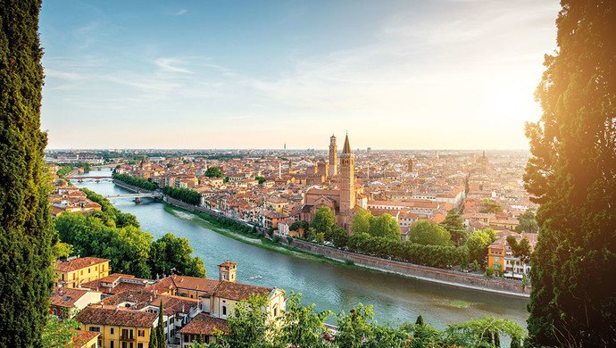 Klassenfahrt Verona