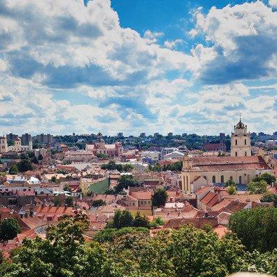 Alle Programmbausteine Vilnius auf einen Blick