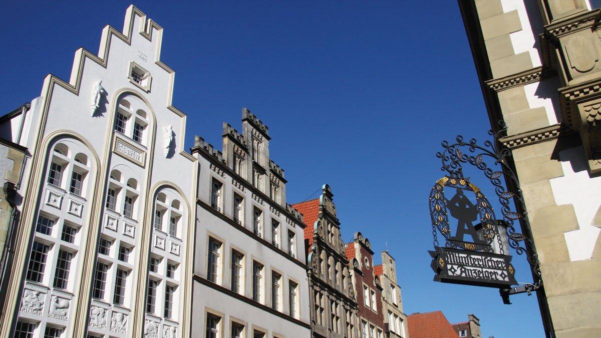 Münsteraner Altstadt