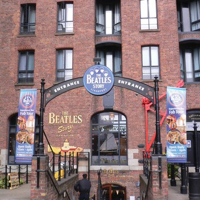 """""""The Beatles Story""""Museum"""
