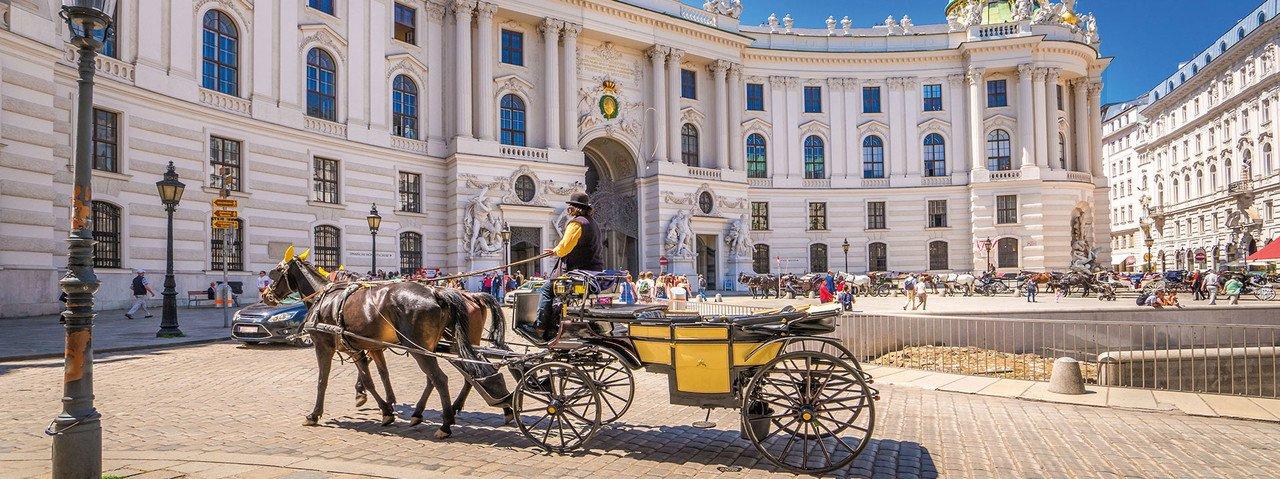 Einblick in die Wiener Altstadt