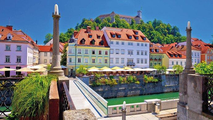 Gruppenreise Ljubljana
