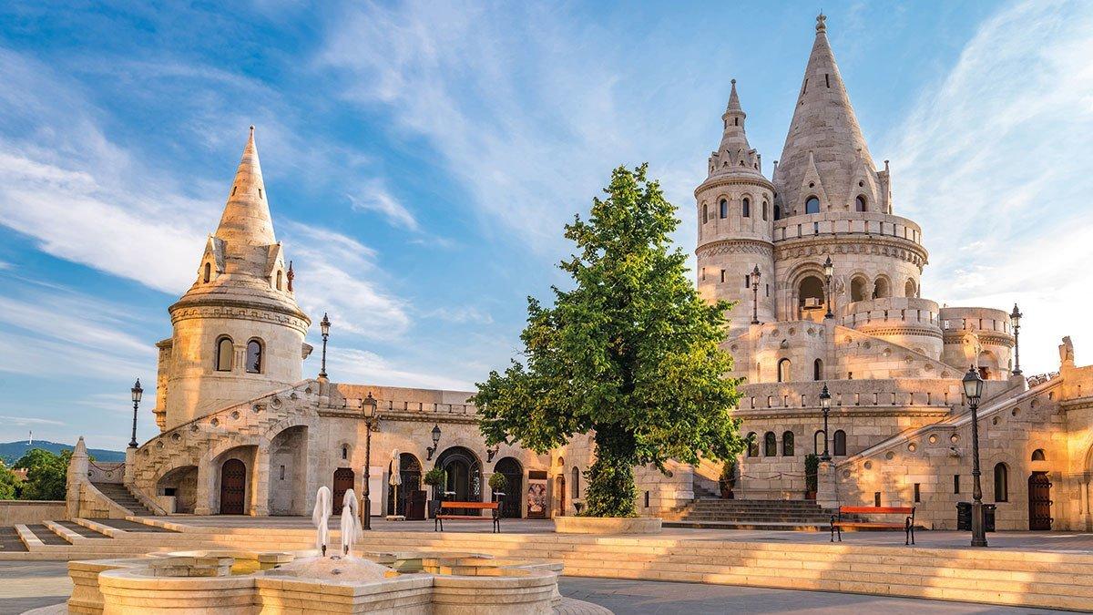 Budapester Panorama