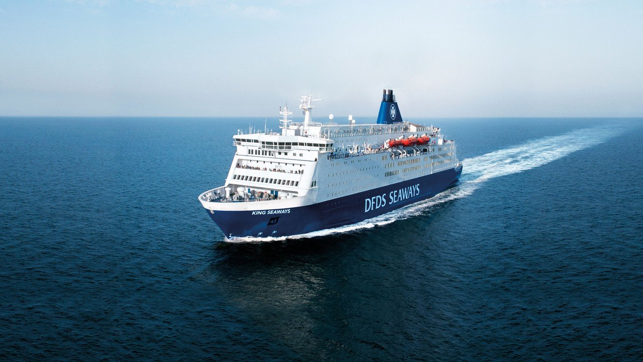 King Seaways DFDS Fähre