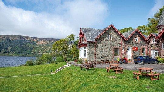 Loch Lomond: SYHA Rowardennan