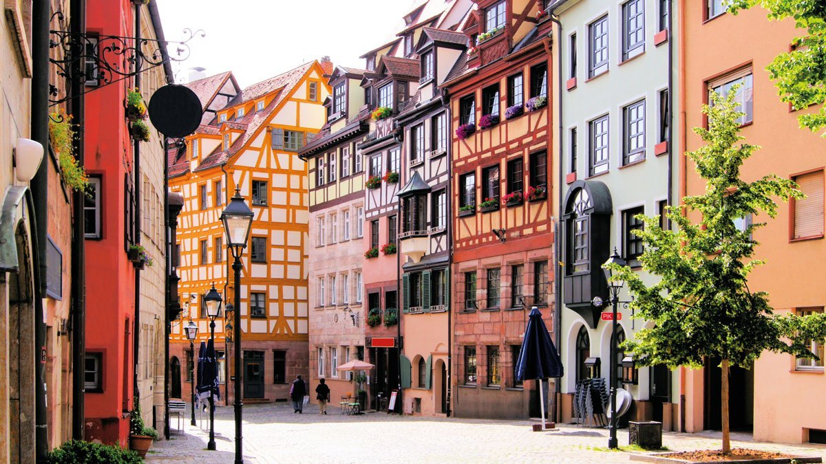 Klassenfahrt Nach Nürnberg Online Anfragen