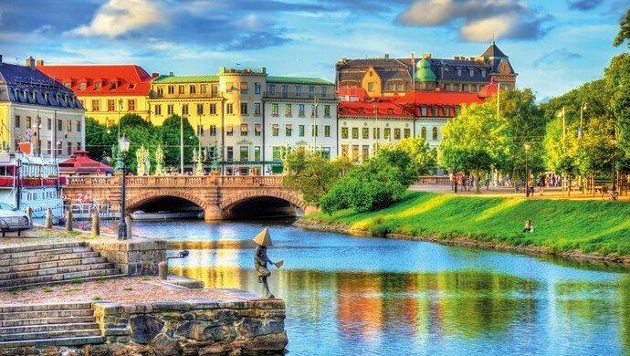 Klassenfahrt Göteborg - Kopenhagen - Malmö