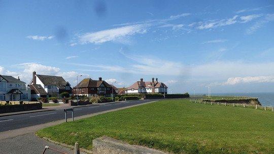 Englische Gastfamilien in Folkestone