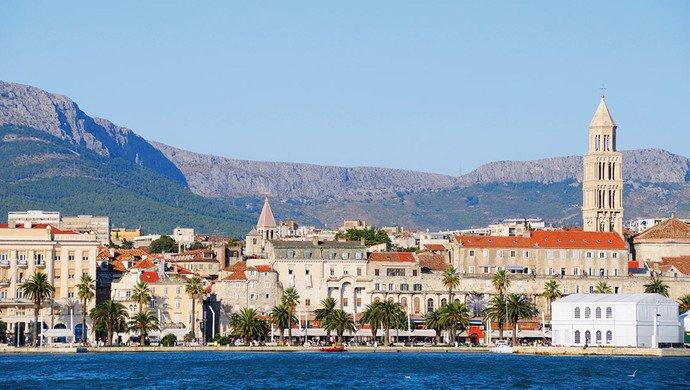 Klassenfahrt Split & Trogir