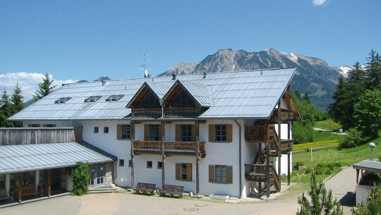 Jugendherberge Oberstdorf