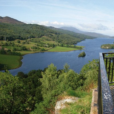 Pitlochry – Power from the Glens