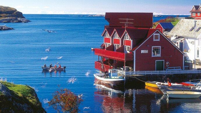 Länderinformationen Norwegen