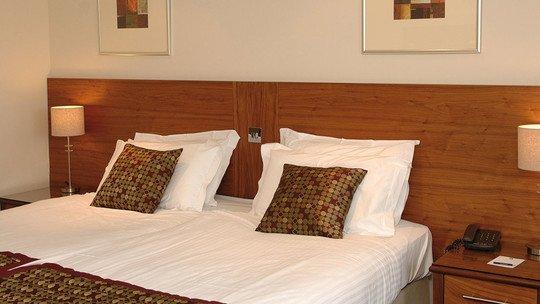 einfache Hotels
