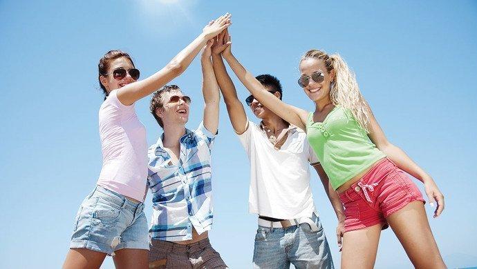 Klassenfahrt Winchelsea Sands Holiday Park