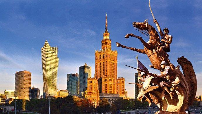 Gruppenreise Warschau
