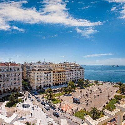 Alle Programmbausteine Thessaloniki auf einen Blick