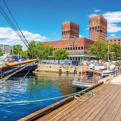 Alle Programmbausteine Oslo auf einen Blick