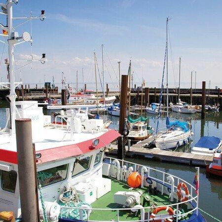 Hafenrundfahrt in Wismar