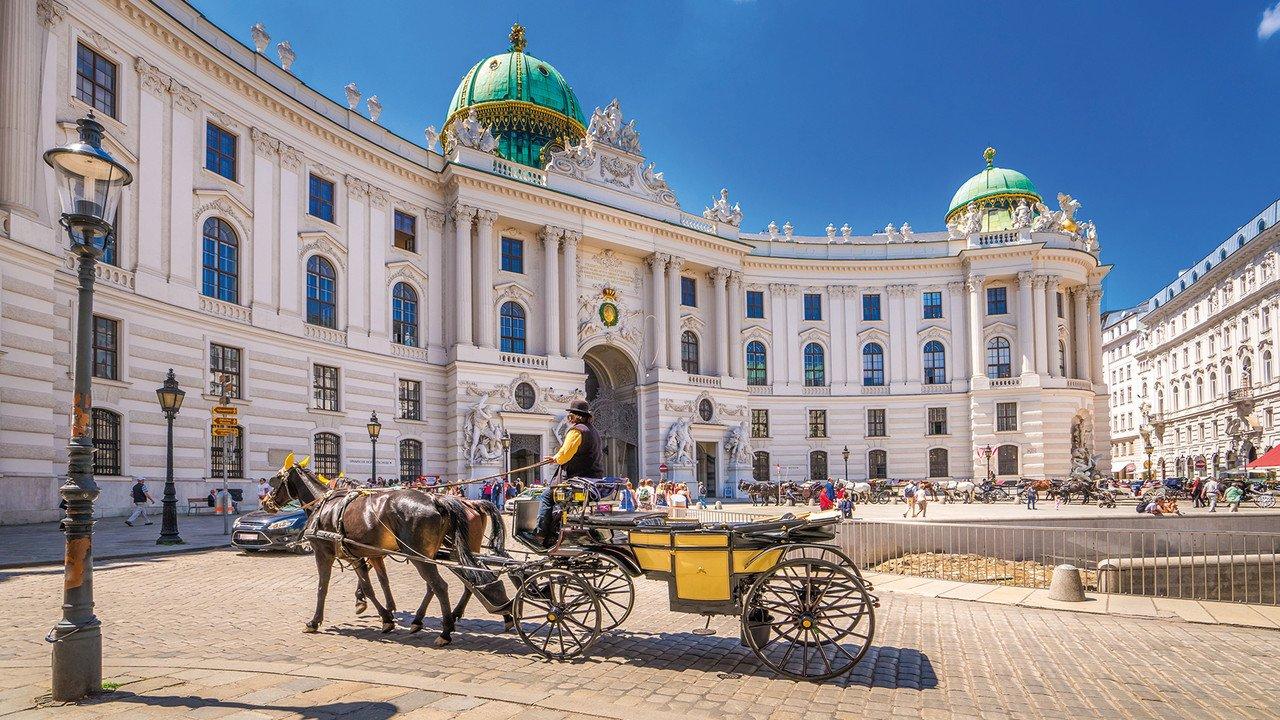 Fiakerl in Wien