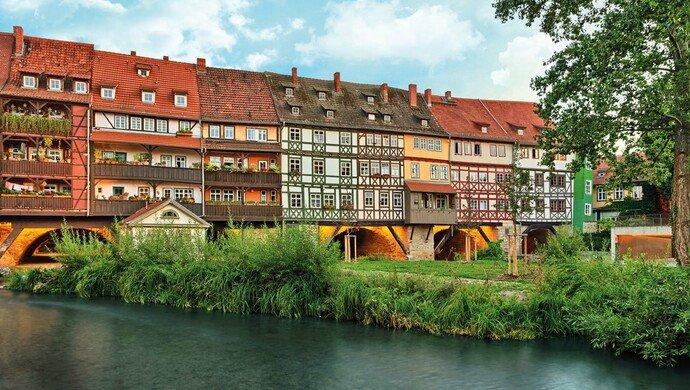 Klassenfahrt Erfurt