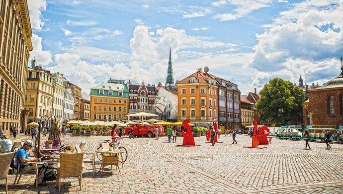 Gruppenreise Baltische Sinfonie