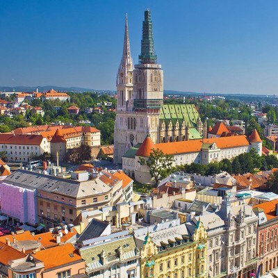 Alle Programmbausteine Zagreb auf einen Blick