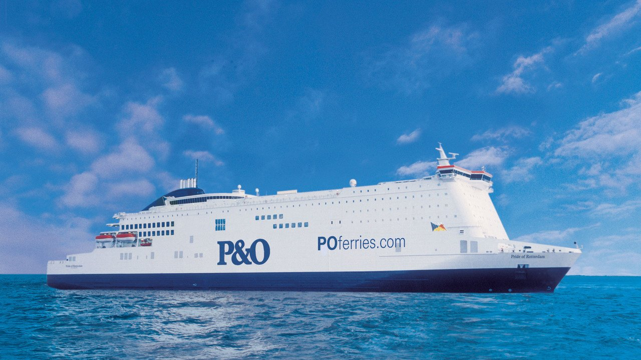 Pride of Rotterdam P&O Ferries