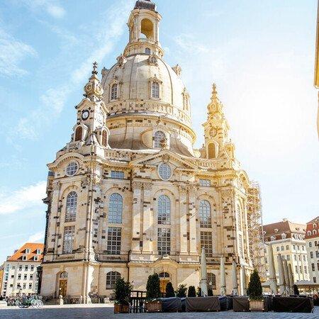 Stiftung Frauenkirche