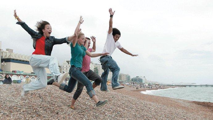 Klassenfahrt Sprachreise Brighton