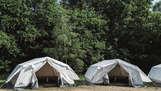 Camp Adventure Walsrode - Zeltdorf